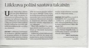 Aamulehti Salovaara 30.12.2015